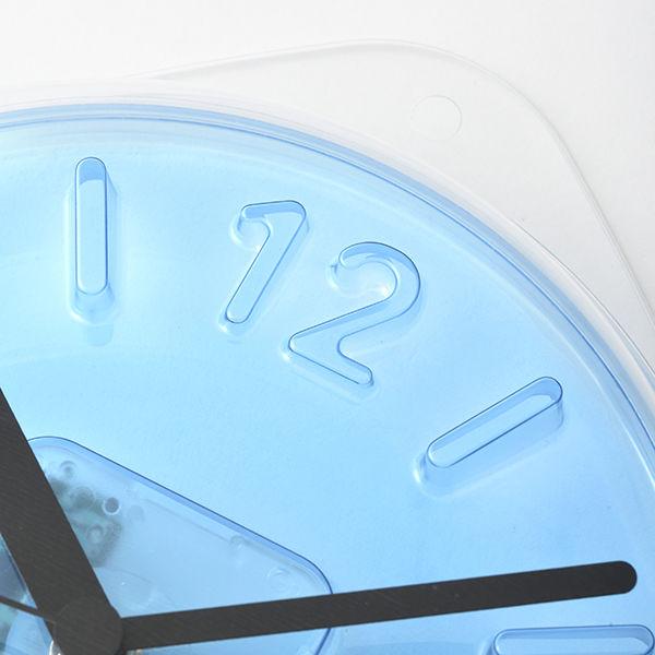 ブリスタークロック M クリア 時計