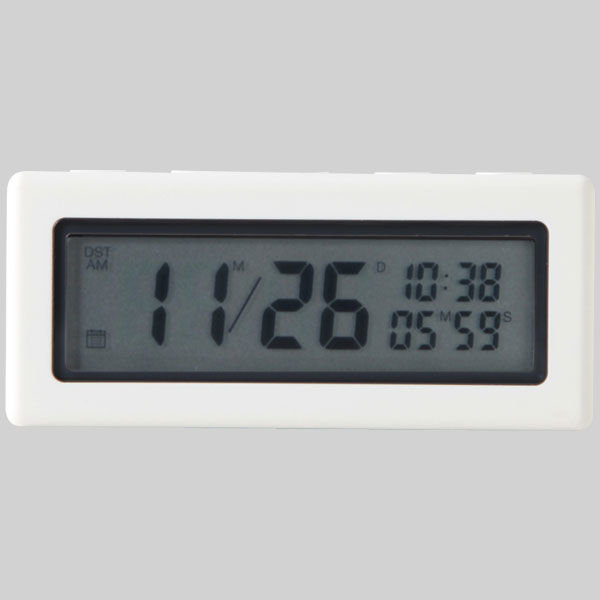 デジタルタイマー時計 置時計マグネット付