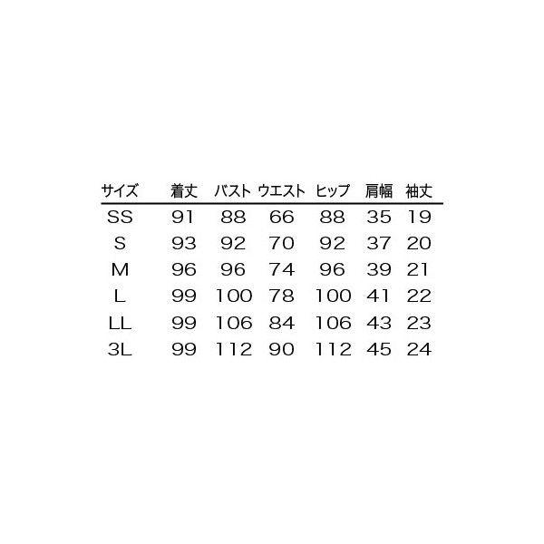 シロタコーポレーション ワンピース E-3094 オフホワイト 3L エステ サロンユニフォーム 1枚(直送品)