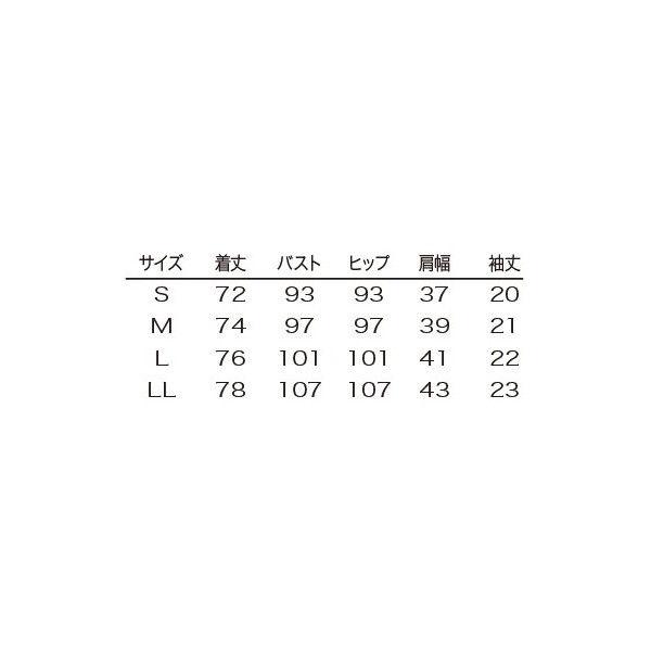 シロタコーポレーション チュニック E-3114 ブラック LL エステ サロンユニフォーム 1枚(直送品)
