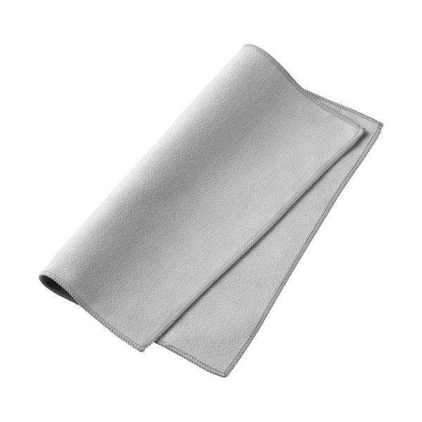 サンワサプライ 銀イオンクリーニングクロス(抗菌・消臭・電子辞書用) CD-CC15SV 1個 (直送品)