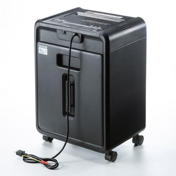 サンワサプライ マイクロカットシュレッダー PSD-M1225 1個 (直送品)