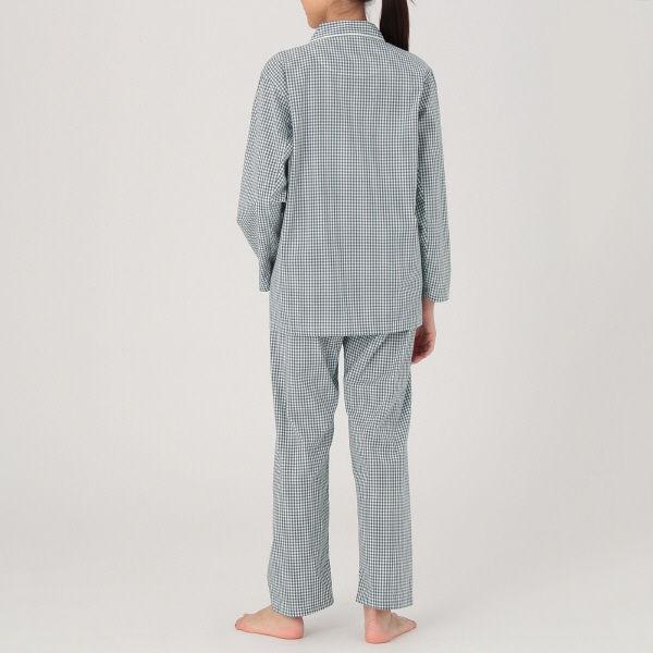 無印 ブロードパジャマ 婦人 S
