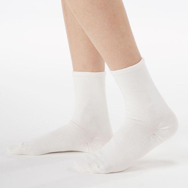 足のサイズに合う 靴下 婦人