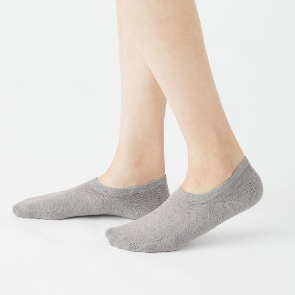 薄手 スニーカーイン靴下 婦人 3足