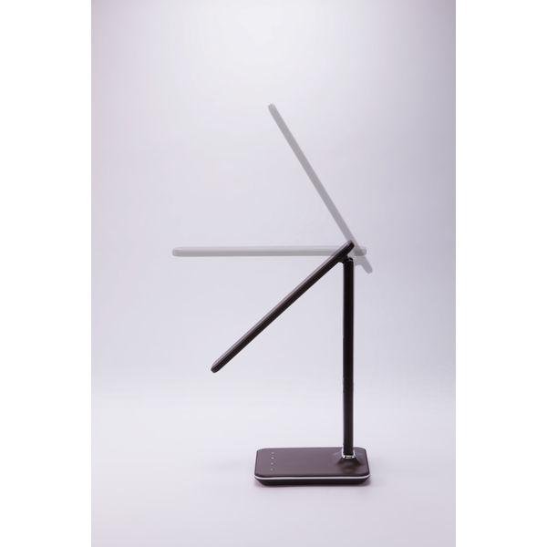 オリンピア照明 LEDビジネス デスクランプ 茶 GS1701C(直送品)
