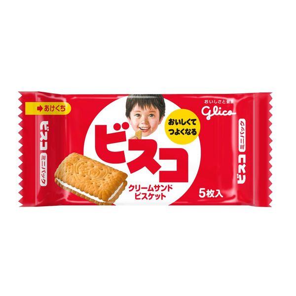 江崎グリコ お菓子のバッグ 6品入り