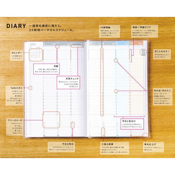 ジブン手帳miniキット B6バーチカル