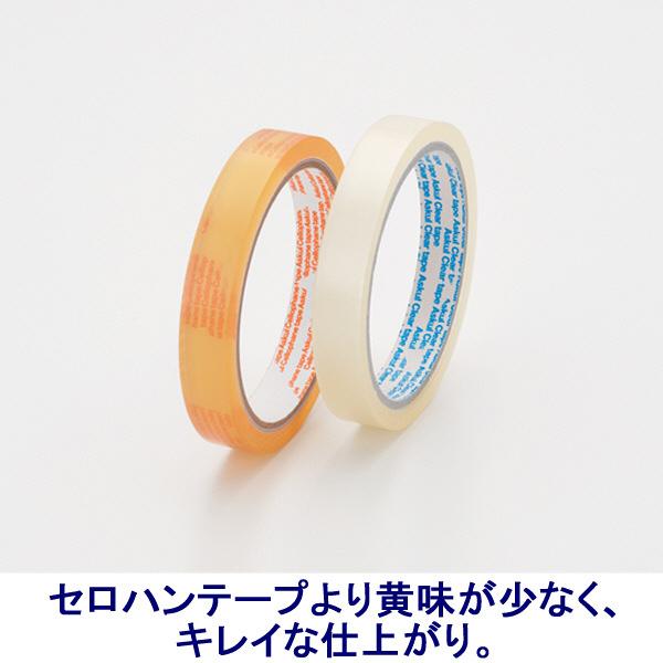 クリアテープ 15mm×35m 10巻