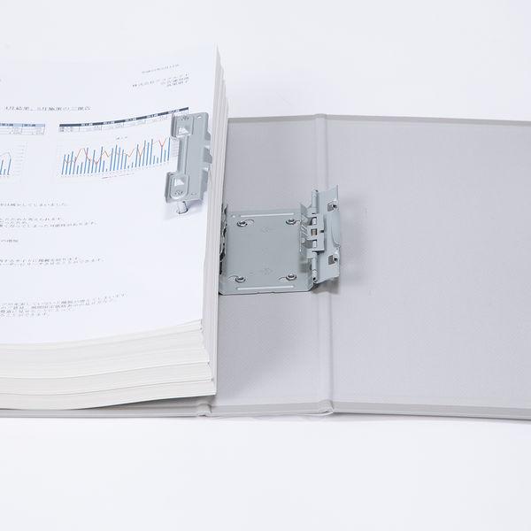 パイプ式ファイル A4縦50mm 10冊