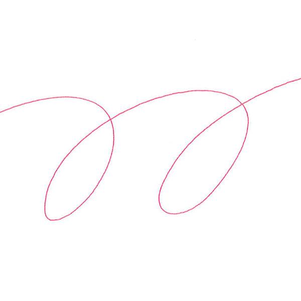 油性ボールペン ジムノック 0.7mm 赤 KRB-100 50本 ゼブラ