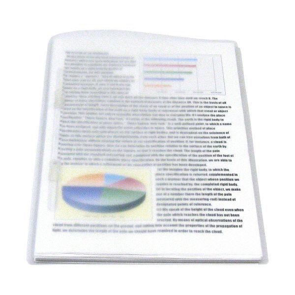ハピラ PP製フラットファイル A4タテ 1箱(100冊:50冊入×2箱)