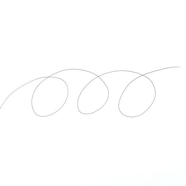 アクロインク 多色替芯 0.7 黒10本