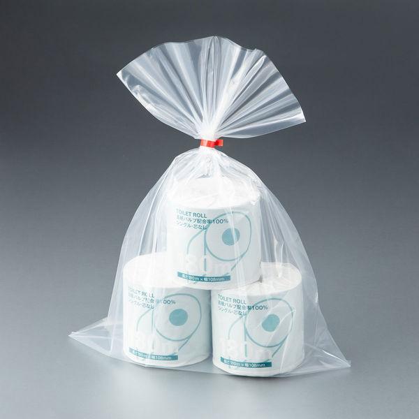 食品対応 ポリ袋 透明 18号 500枚