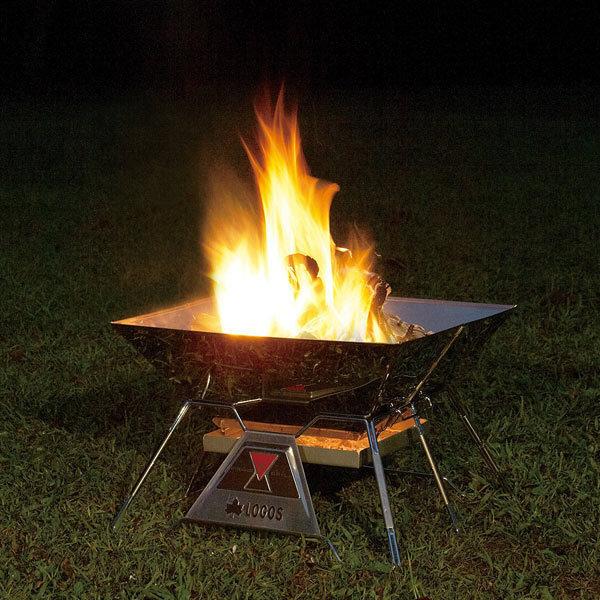 焚火ピラミッドグリルL