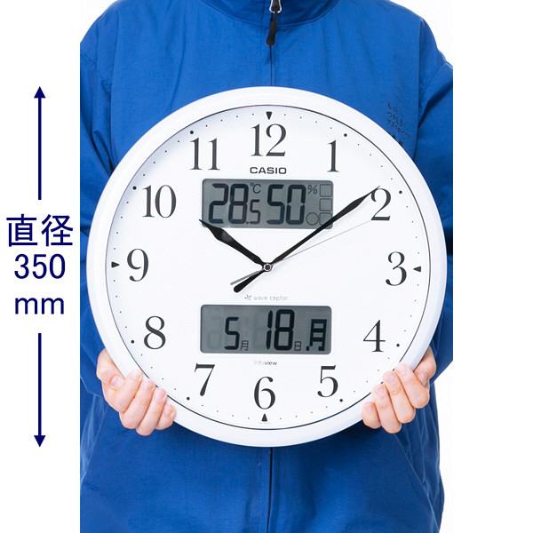 カシオ電波時計ITM-660NJ-8JF