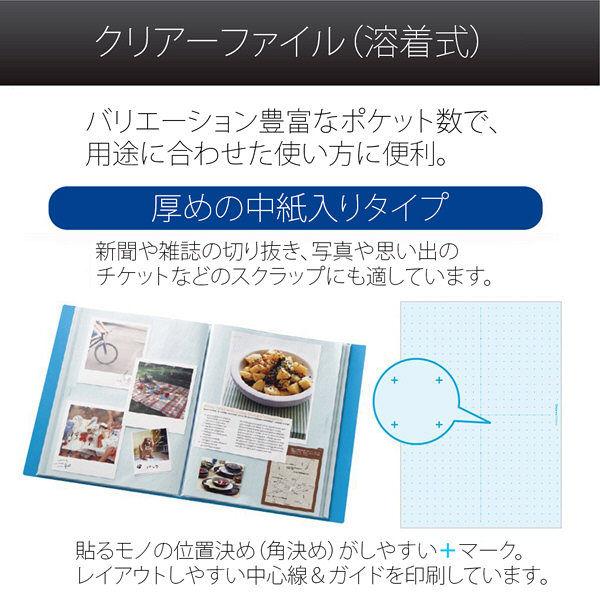プラス デジャヴクリアーファイル48P FC148DP SKB (直送品)