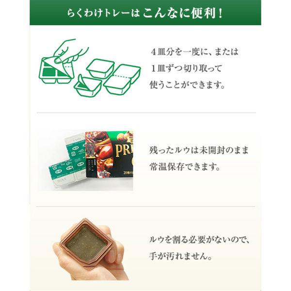 グリコ プレミアム熟カレー辛口 1個