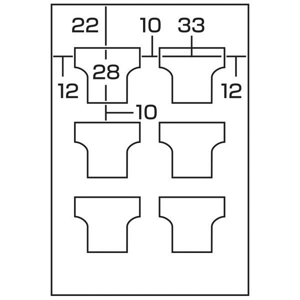 手作りキーホルダーキット(Tシャツ型)