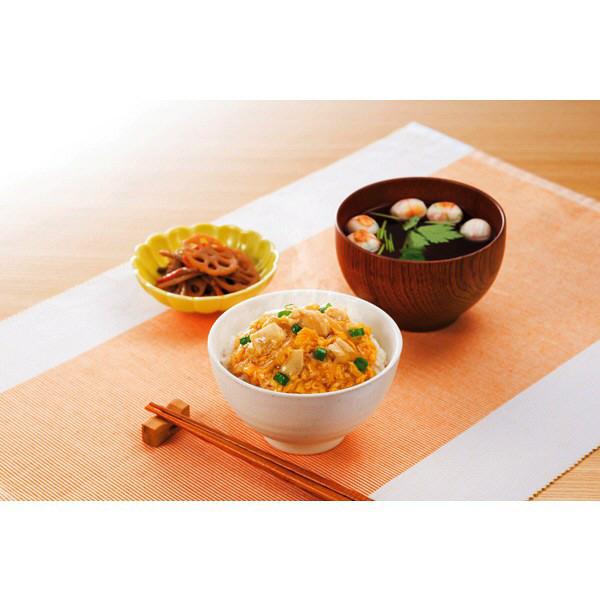 アマノフーズ お茶碗どんぶり 親子丼4食
