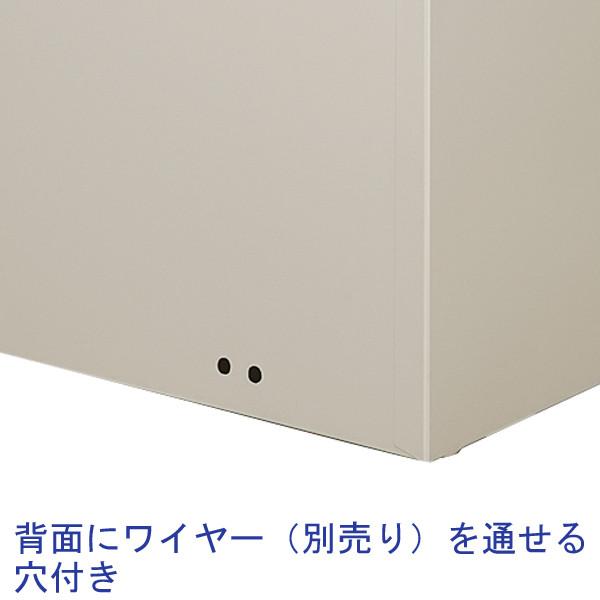 コクヨ シャッターケース 透明7段 A4タテ SC-G7M