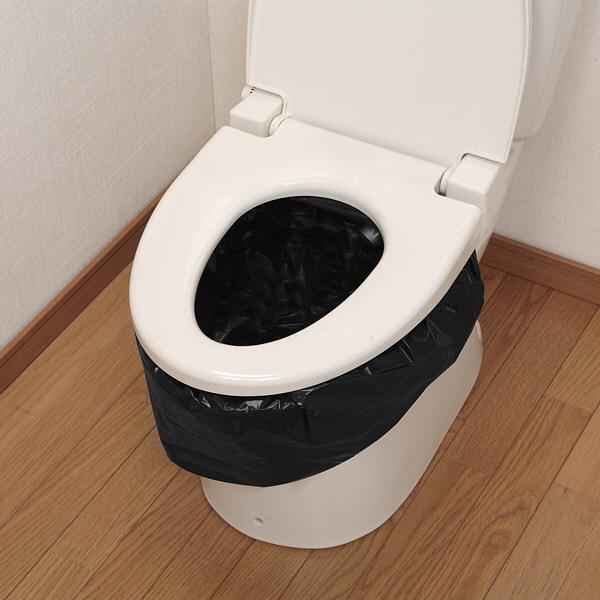 サンコー 防災用トイレ袋 30回分 R-47 1箱
