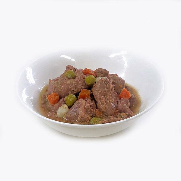 デビフ ひな鶏レバー野菜入 150g×4