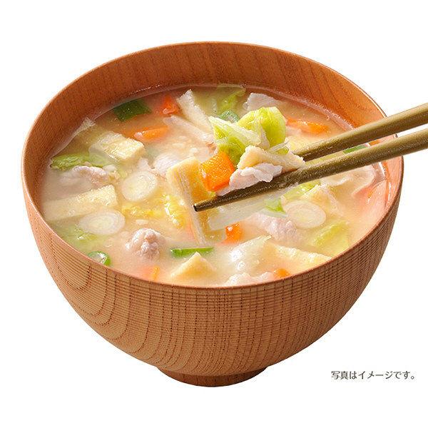 綾糀 国産具材のとん汁6食 1袋