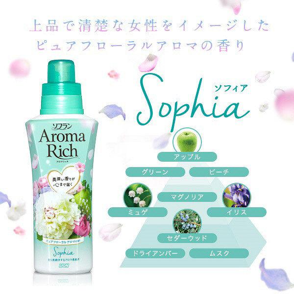 【トライアル】アロマリッチ ソフィア