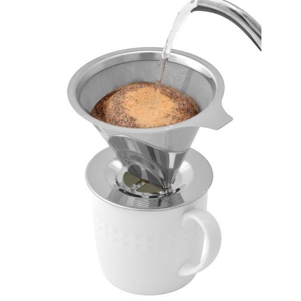 フィルターのいらない コーヒードリッパー
