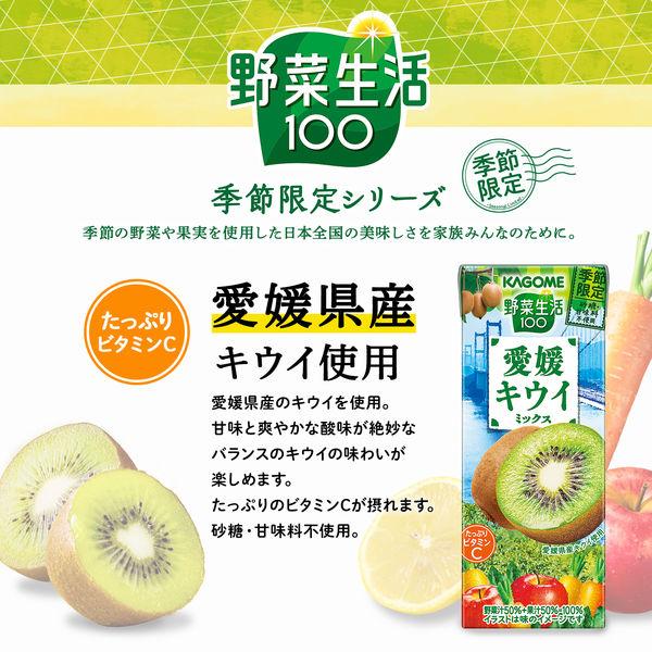 愛媛キウイミックス 195ml 48本