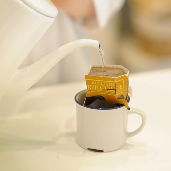 カフェインレス ブラジルドリップバッグ