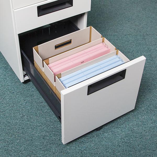 ボックスファイル頑丈設計 A4ヨコ15冊