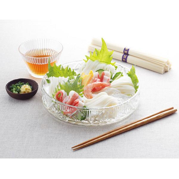 島原手延素麺 北海道産小麦ゆめちから使用