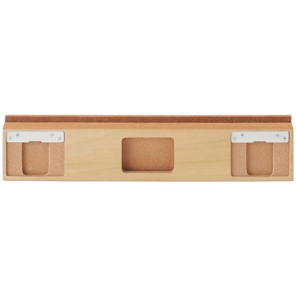 壁に付けられる家具・長押・44cmオーク