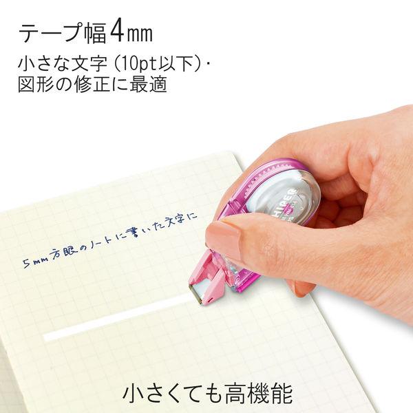 修正テープ ホワイパープチ 4mm幅