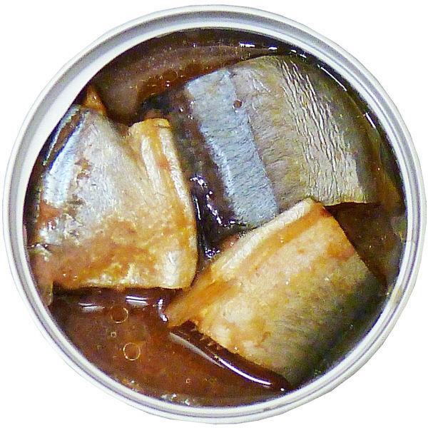 SSKセールスうまい!秋刀魚醤油煮 3缶