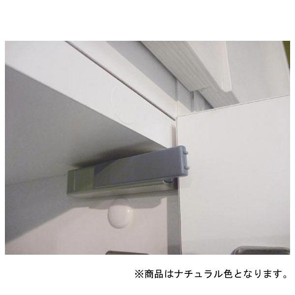 白井産業 壁面収納キャビネット Dタイプ 幅600mm ナチュラル (直送品)