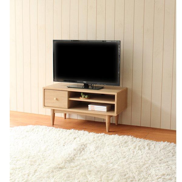 コンパクトなテレビ台 32V