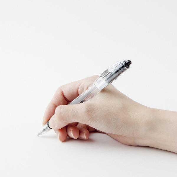 ボールペン スラリ 0.7 青