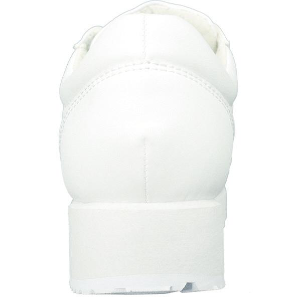 フランシュリッペ フリーロックジョギングスニーカー ホワイト×小花柄 L 90005P ナースシューズ 1足 (取寄品)