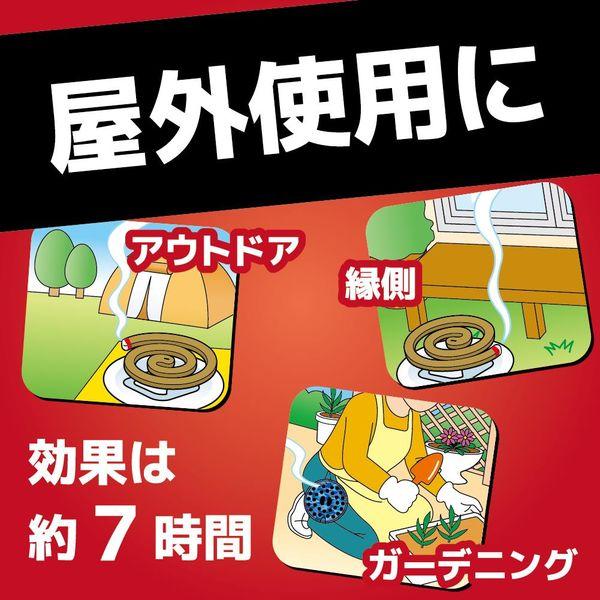 金鳥の渦巻PRO蚊取り線香太巻10巻