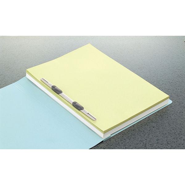 コクヨ フラットファイルW厚とじ A4タテ 10冊 ピンク フ-W10NP