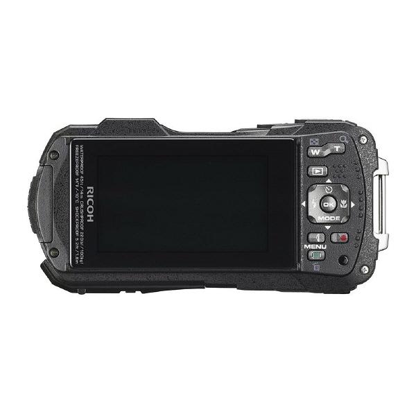 リコーイメージング 防水・防塵・耐衝撃デジタルカメラSDセット WG-50 BK SDSET 1セット