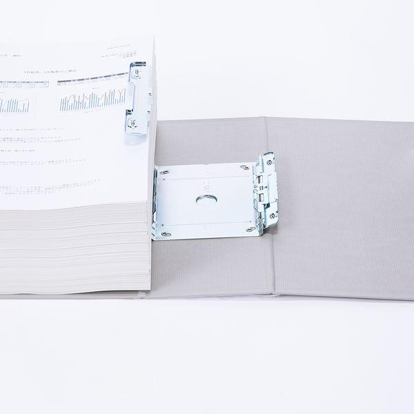 パイプ式ファイル A4縦100mm 3冊