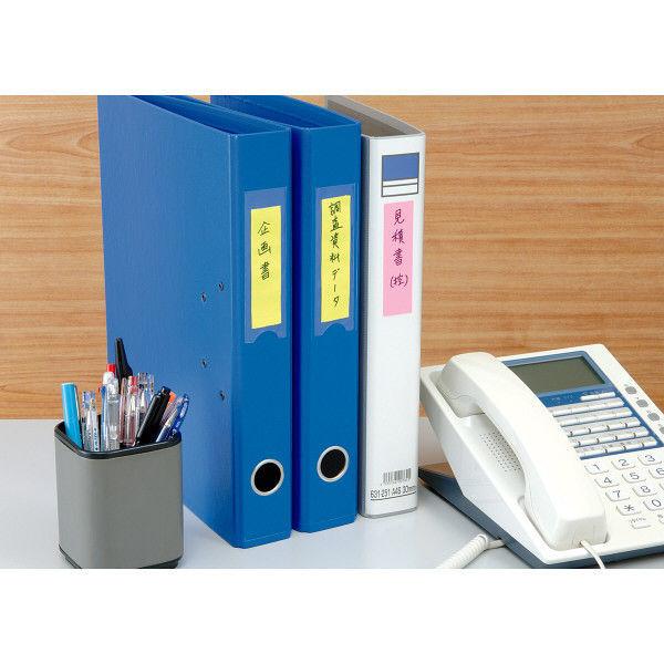 ヤマト メモックロールテープ詰替用 幅25mm×10m巻 ローズ WR-25H-RO 24巻(2巻入×12パック)