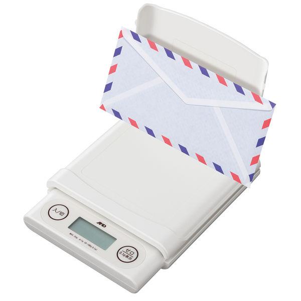 エー・アンド・デイ レタースケール UH3201L-W