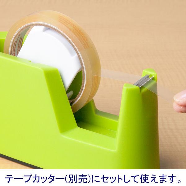 アスクル セロハンテープ 幅15mm×35m 1箱(200巻:10巻入×20)