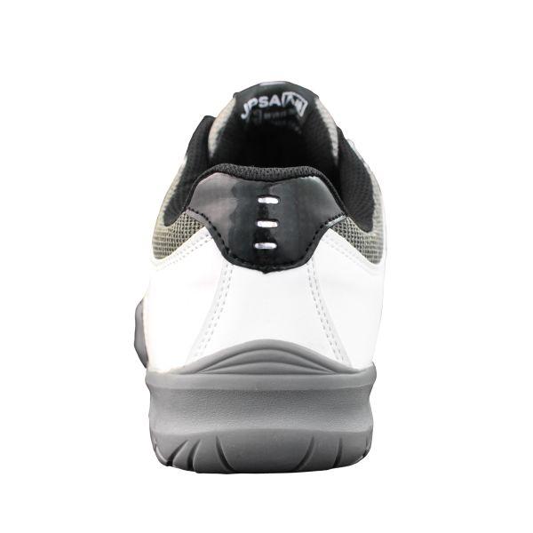 ドンケル R9209030013 ダイナスティ 煌 KIRAMEKI DKー12ひもタイプ 白/ブラック 27.0cm 1足 (直送品)