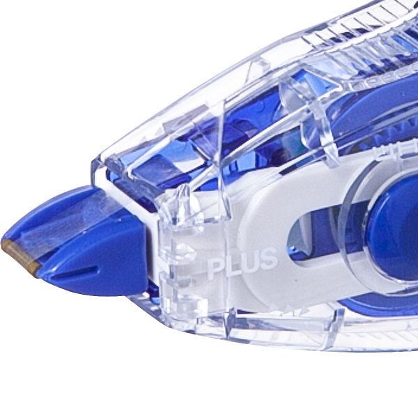 修正テープ ホワイパースライド本体ブルー